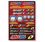 Amsoil Factory Connection Napster Sticker Kit