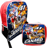 Trey Canard Backpack Lunchbox Combo