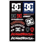 DC Shoes Sticker Kit