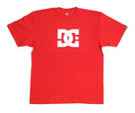 DC Shoes Boys Star Red