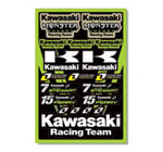 Monster Energy Kawasaki Sticker Kit