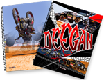 Brian Deegan 2pack Notebooks