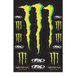 Factory Effex Large Monster Energy Sticker Sheet
