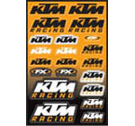 Factory Effex KTM Sticker Kit