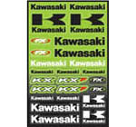 Factory Effex Kawasaki Sticker Kit