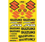Factory Effex Suzuki Sticker Kit