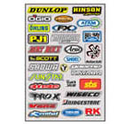 Factory Effex sponsor stickers 7
