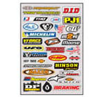 Factory Effex sponsor stickers 6
