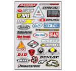 Factory Effex sponsor stickers 4