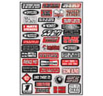 Factory Effex sponsor stickers 3