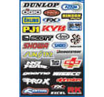 Factory Effex sponsor stickers 11
