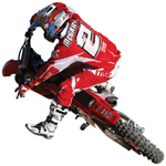 Jeremy McGrath Wall Poster 07