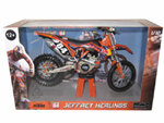 Jeffrey Healings 2013 KTM 250 SX-F