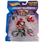 Jeremy McGrath Hot Wheels Moto X