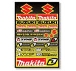 Makita Suzuki Sticker Kit