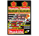 Makita Suzuki Sticker Kit 2