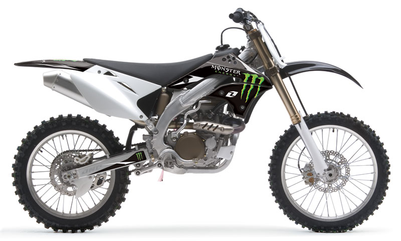 Monster Energy Replica Kit (Kawasaki)