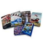 Motocross Book Covers