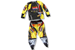 Rockstar Makita Suzuki 2 Piece Team Replica Playwear Set 2009