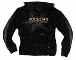 Rockstar Energy Lightning Zip Hooded Sweatshirt