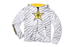 Rockstar Energy Plazmo Zip Hooded Sweatshirt