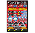 Sobe Samsung Sticker Kit