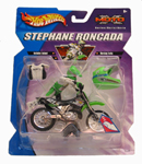 Stephane Roncada Hot Wheels Moto X