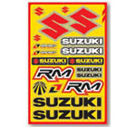 Suzuki Sticker Kit 2
