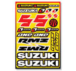 Suzuki Sticker Kit 1