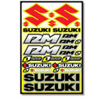 Suzuki Sticker Kit 3