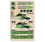 Universal Kawasaki Sticker Sheet