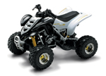 Yamaha Raptor 1-32 Scale