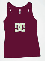 DC Shoes Womens Pensquare Tank