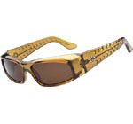 Spy Sunglasses MC Clear Brown